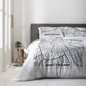 AMS - Black/White - Wit - 240 x 200