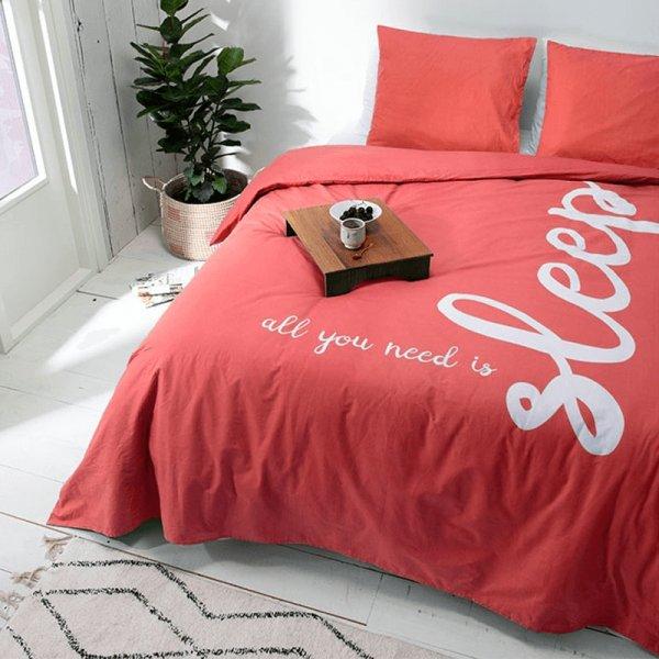 All You Need Is Sleep - Terra - Rood - 240 x 240