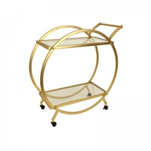 Bar Cart - Goud
