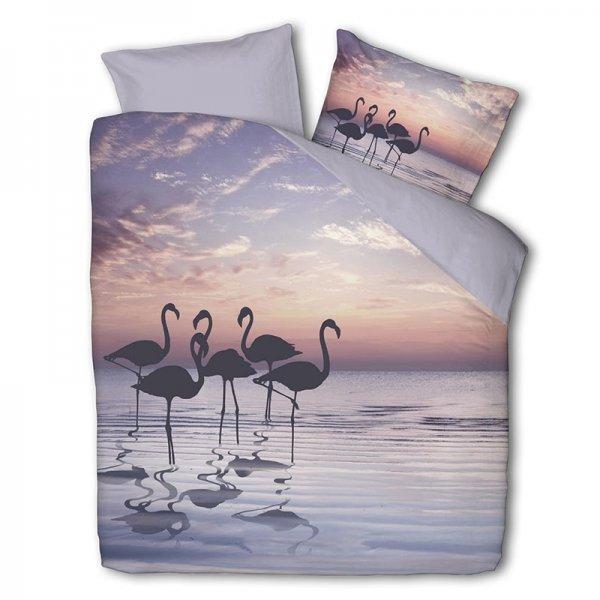 Beachy Flamingo - 240 x 220