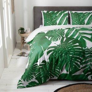 Bending Green - Groen - 200 x 220