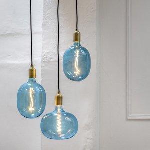 Boden Blauw - LED Lamp