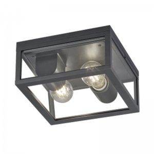 Buitenverlichting Plafondlamp Garonne - Antraciet