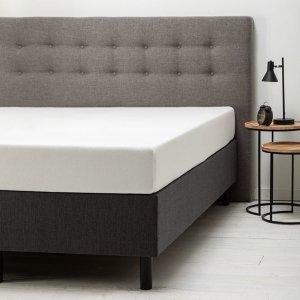 Comfort Hoeslaken Jersey - Crème - Creme - 160 x 200