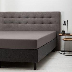 Comfort Hoeslaken Jersey - Taupe - 140 x 200