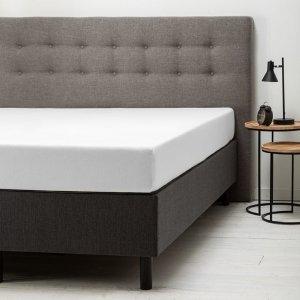 Comfort Hoeslaken Jersey - Wit - 90 x 200