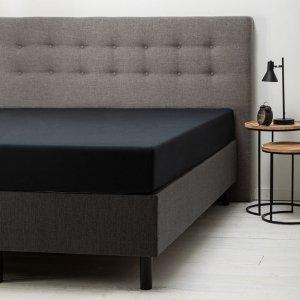 Comfort Hoeslaken Jersey - Zwart - 120 x 200