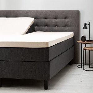 Comfort Split- Topper Hoeslaken Jersey - Creme - 200 x 200