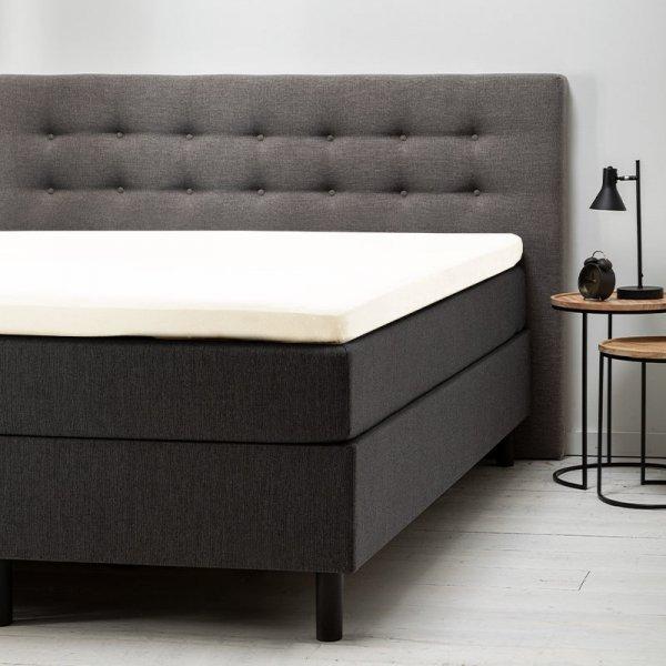 Comfort Topper Hoeslaken Jersey - Creme - 90 x 200