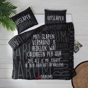 #DARUM! Calorie Verbranden - Zwart - 240 x 220