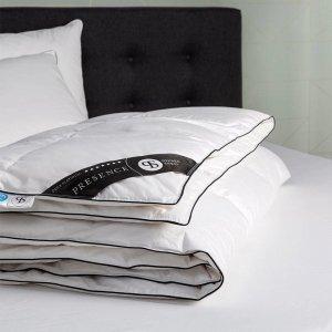 Dekbed Dons Platinum - Enkel - Wit - 240 x 200