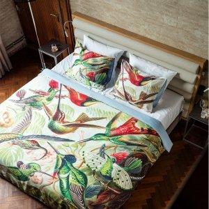 Dekbedovertrek De Kolibries - Art Collectie - 200 x 200