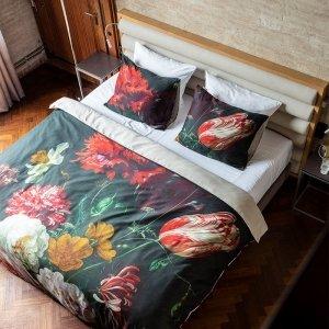 Dekbedovertrek Stilleven met Bloemen - Art Collectie - 200 x 200
