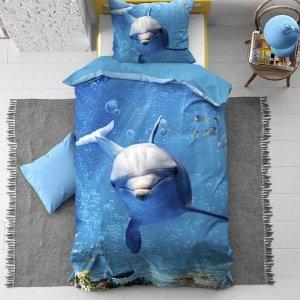 Dolly Dolphin - Blauw