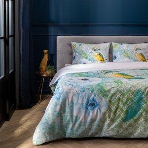 Elegant Bird - Groen - 240 x 220