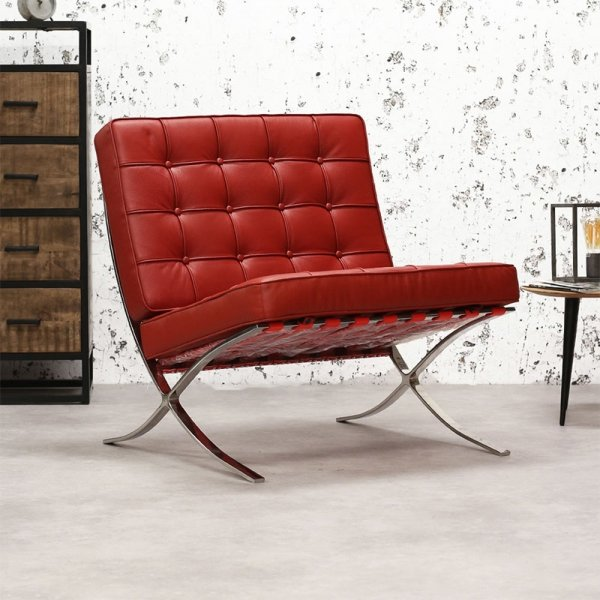 Fauteuil Expo - Rood