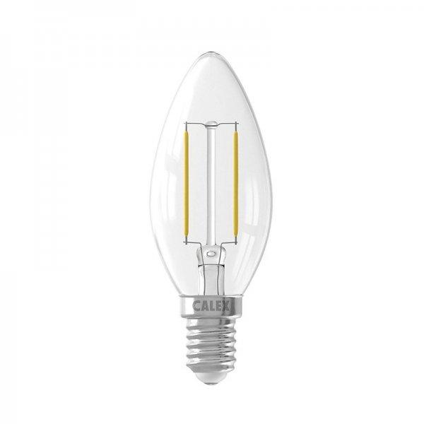 Full Glass Filament Candle Lamp - LED Lamp