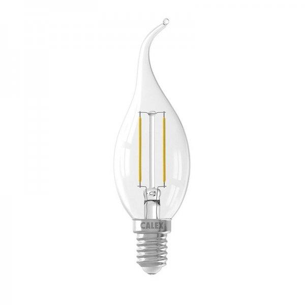 Full Glass Filament Tip-Candle Lamp - LED Lamp