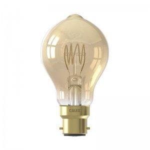 Full Glass Flex Filament GLS Lamp Goud - LED Lamp