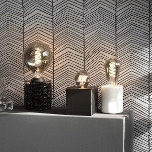 Full Glass Flex Filament GLS Titanium - LED Lamp - Grijs