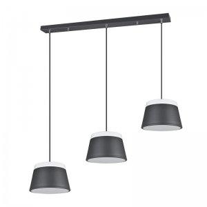 Hanglamp Baroness - Metaal - Antraciet