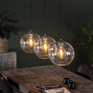 Hanglamp Bastia - 3L -Glas