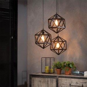 Hanglamp Bohdan - Zwart
