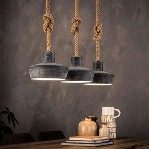 Hanglamp Boone - Grijs
