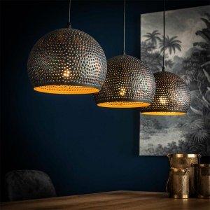 Hanglamp Dima - Tripel - Bruin
