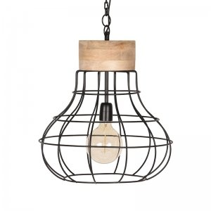 Hanglamp Drop - Zwart