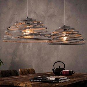 Hanglamp Fletcher - Grijs