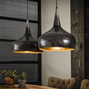 Hanglamp Fondo -2L - Zwart