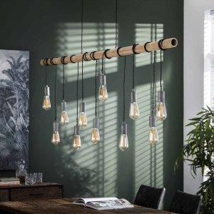 Hanglamp Fulda- 11L - Creme
