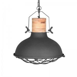 Hanglamp Grid - 52 cm - Bruin