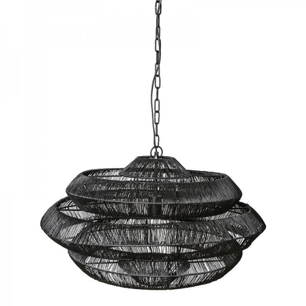 Hanglamp Jeff - Zwart