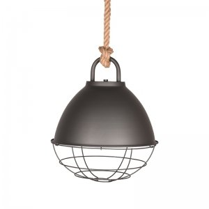 Hanglamp Korf - 38 cm - Grijs