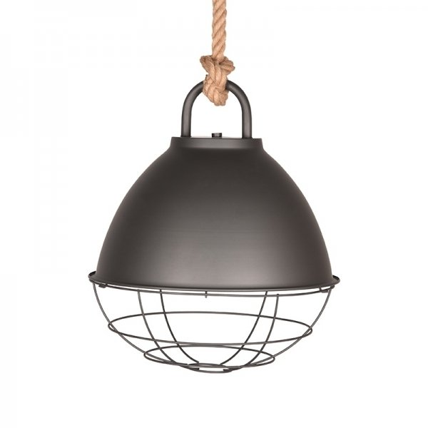 Hanglamp Korf - 47 cm - Grijs