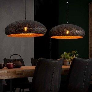 Hanglamp Ledger - Dubbel - Bruin
