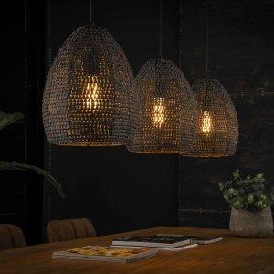 Hanglamp Melissa- 3L - Bruin