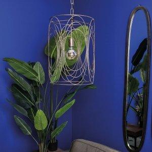 Hanglamp Nadia - Goud