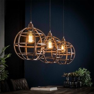 Hanglamp Newton - Tripel - Grijs