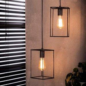 Hanglamp Nox - 3 Lichts - Antraciet