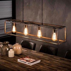 Hanglamp Nox - 4 Lichts - Antraciet