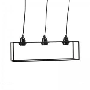Hanglamp - Oslo - Zwart