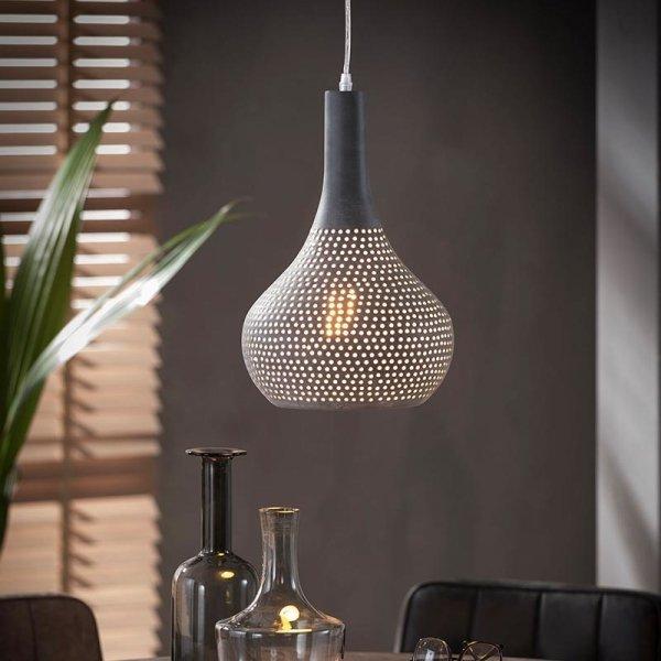 Hanglamp Rabat - Grijs