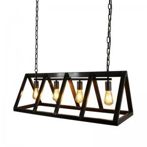 Hanglamp Roof - Zwart