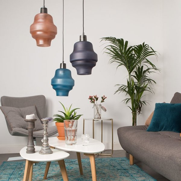 Hanglamp Rose - Antraciet