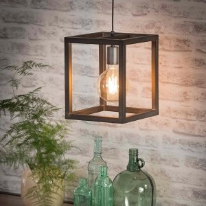Hanglamp Senne - Grijs
