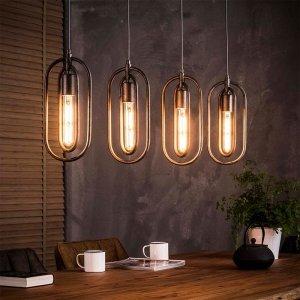 Hanglamp Silvia - Grijs