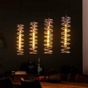 Hanglamp Spiral - 4L - Antraciet